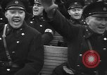 Image of Exuberant crowds cheer the Anschuss (Annexation of Austria by Germany) Vienna Austria, 1938, second 61 stock footage video 65675041768