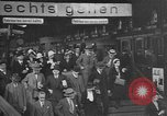 Image of railway station Berlin Germany, 1932, second 17 stock footage video 65675041772