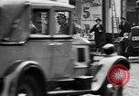 Image of vehicular traffic Berlin Germany, 1932, second 2 stock footage video 65675041774