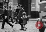 Image of vehicular traffic Berlin Germany, 1932, second 3 stock footage video 65675041774