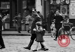 Image of vehicular traffic Berlin Germany, 1932, second 5 stock footage video 65675041774