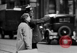 Image of vehicular traffic Berlin Germany, 1932, second 8 stock footage video 65675041774