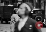 Image of vehicular traffic Berlin Germany, 1932, second 9 stock footage video 65675041774