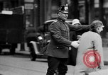 Image of vehicular traffic Berlin Germany, 1932, second 11 stock footage video 65675041774