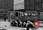 Image of vehicular traffic Berlin Germany, 1932, second 12 stock footage video 65675041774