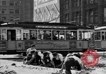 Image of vehicular traffic Berlin Germany, 1932, second 13 stock footage video 65675041774