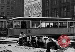 Image of vehicular traffic Berlin Germany, 1932, second 16 stock footage video 65675041774