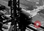 Image of vehicular traffic Berlin Germany, 1932, second 18 stock footage video 65675041774
