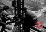 Image of vehicular traffic Berlin Germany, 1932, second 19 stock footage video 65675041774