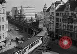 Image of vehicular traffic Berlin Germany, 1932, second 26 stock footage video 65675041774