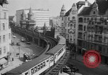 Image of vehicular traffic Berlin Germany, 1932, second 27 stock footage video 65675041774