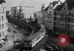 Image of vehicular traffic Berlin Germany, 1932, second 28 stock footage video 65675041774