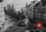 Image of vehicular traffic Berlin Germany, 1932, second 29 stock footage video 65675041774