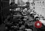 Image of vehicular traffic Berlin Germany, 1932, second 31 stock footage video 65675041774