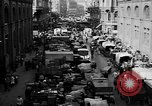 Image of vehicular traffic Berlin Germany, 1932, second 32 stock footage video 65675041774