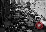 Image of vehicular traffic Berlin Germany, 1932, second 33 stock footage video 65675041774