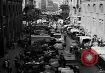 Image of vehicular traffic Berlin Germany, 1932, second 34 stock footage video 65675041774