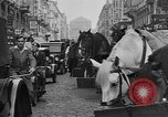 Image of vehicular traffic Berlin Germany, 1932, second 40 stock footage video 65675041774