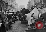 Image of vehicular traffic Berlin Germany, 1932, second 41 stock footage video 65675041774