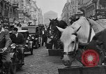 Image of vehicular traffic Berlin Germany, 1932, second 42 stock footage video 65675041774