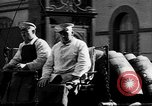 Image of vehicular traffic Berlin Germany, 1932, second 44 stock footage video 65675041774