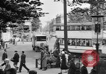 Image of streetcars Berlin Germany, 1932, second 5 stock footage video 65675041777