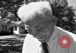 Image of Amos Alonzo Stagg Stockton California USA, 1962, second 27 stock footage video 65675041784