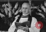 Image of Reverend Roelif Brooks New York City USA, 1941, second 8 stock footage video 65675041785