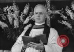 Image of Reverend Roelif Brooks New York City USA, 1941, second 13 stock footage video 65675041785