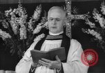 Image of Reverend Roelif Brooks New York City USA, 1941, second 14 stock footage video 65675041785