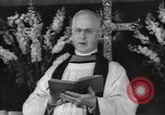 Image of Reverend Roelif Brooks New York City USA, 1941, second 46 stock footage video 65675041785