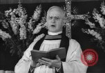 Image of Reverend Roelif Brooks New York City USA, 1941, second 47 stock footage video 65675041785