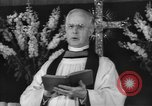 Image of Reverend Roelif Brooks New York City USA, 1941, second 51 stock footage video 65675041785