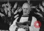 Image of Reverend Roelif Brooks New York City USA, 1941, second 56 stock footage video 65675041785