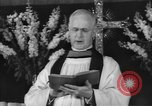 Image of Reverend Roelif Brooks New York City USA, 1941, second 57 stock footage video 65675041785