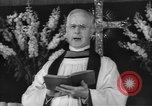 Image of Reverend Roelif Brooks New York City USA, 1941, second 59 stock footage video 65675041785