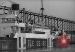 Image of Captain Lewis Thepaut Staten Island New York USA, 1941, second 16 stock footage video 65675041789