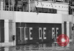 Image of Captain Lewis Thepaut Staten Island New York USA, 1941, second 22 stock footage video 65675041789