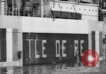 Image of Captain Lewis Thepaut Staten Island New York USA, 1941, second 23 stock footage video 65675041789