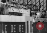 Image of Captain Lewis Thepaut Staten Island New York USA, 1941, second 26 stock footage video 65675041789