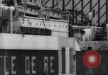 Image of Captain Lewis Thepaut Staten Island New York USA, 1941, second 34 stock footage video 65675041789