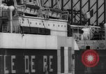 Image of Captain Lewis Thepaut Staten Island New York USA, 1941, second 36 stock footage video 65675041789
