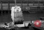 Image of freighter Leopold Staten Island New York USA, 1941, second 48 stock footage video 65675041790