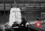 Image of freighter Leopold Staten Island New York USA, 1941, second 51 stock footage video 65675041790