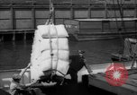 Image of freighter Leopold Staten Island New York USA, 1941, second 52 stock footage video 65675041790