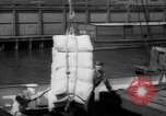 Image of freighter Leopold Staten Island New York USA, 1941, second 53 stock footage video 65675041790