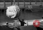 Image of freighter Leopold Staten Island New York USA, 1941, second 62 stock footage video 65675041790