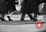 Image of Fifth Avenue New York City USA, 1950, second 9 stock footage video 65675041792