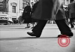 Image of Fifth Avenue New York City USA, 1950, second 17 stock footage video 65675041792