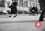 Image of Fifth Avenue New York City USA, 1950, second 26 stock footage video 65675041792